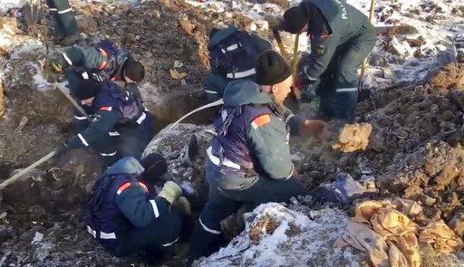 Russia Plane Crash_519906