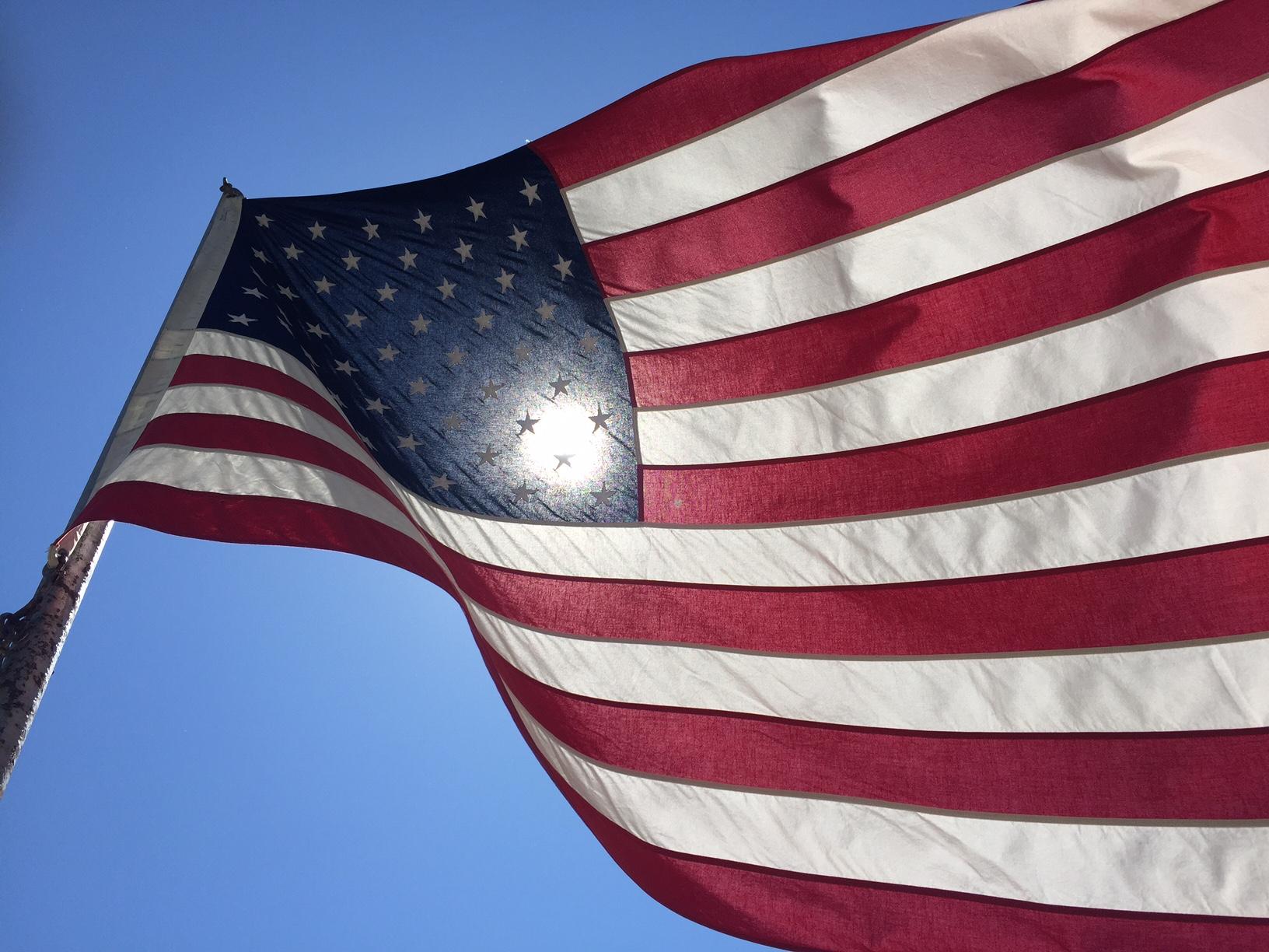 flag, USA, American, American Flag, Memorial Day_394598