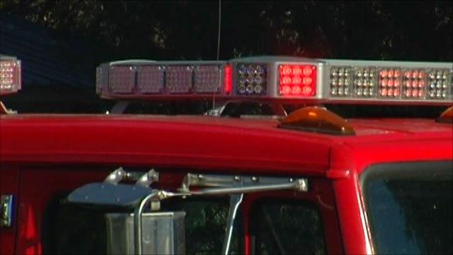 Fire Truck Lights, Fire