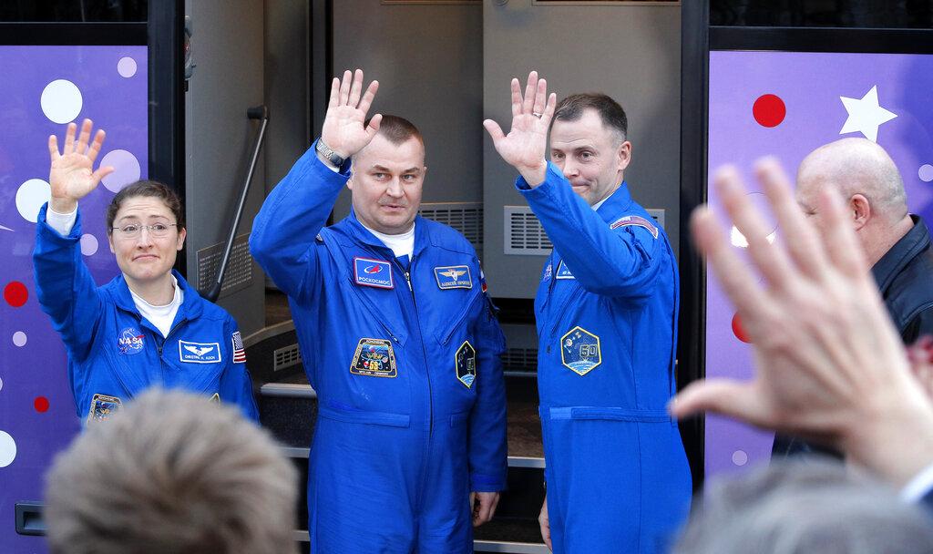 Kazakhstan Russia Space Station_1552596600383