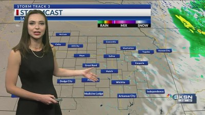 Storm Track 3 Forecast: Trending cooler, more active this week