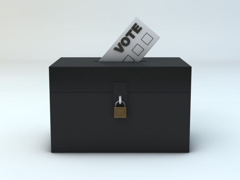 ballot box, voting, election, votes, voter, primary, nomination, caucus (AP)_198430