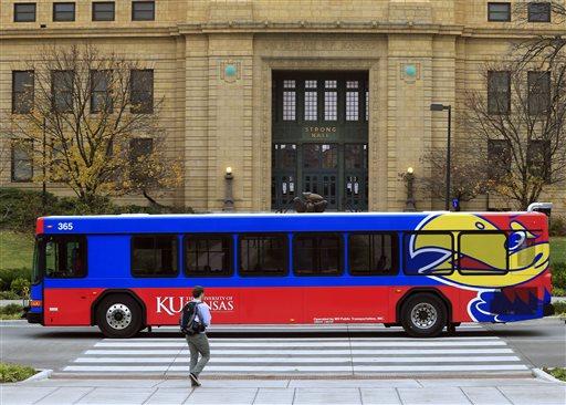University of Kansas Protests_161952