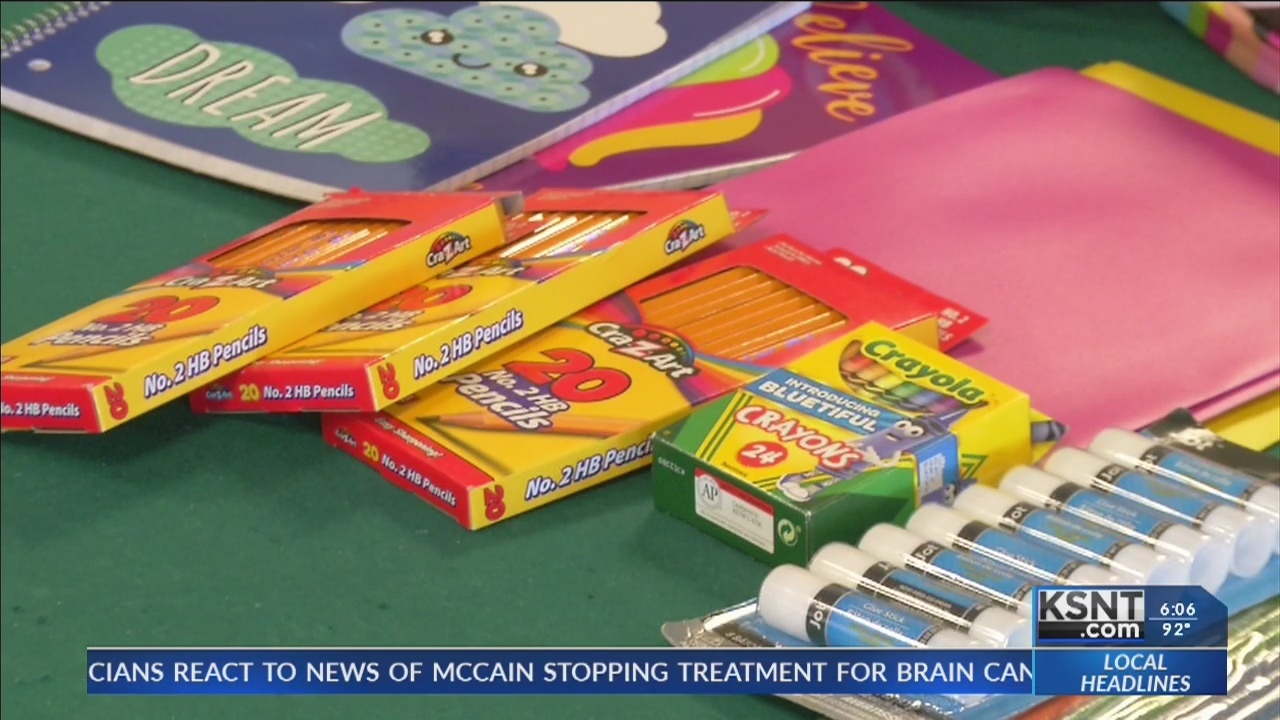 Boys and Girls Clubs collecting school supplies for youth in Puerto Rico