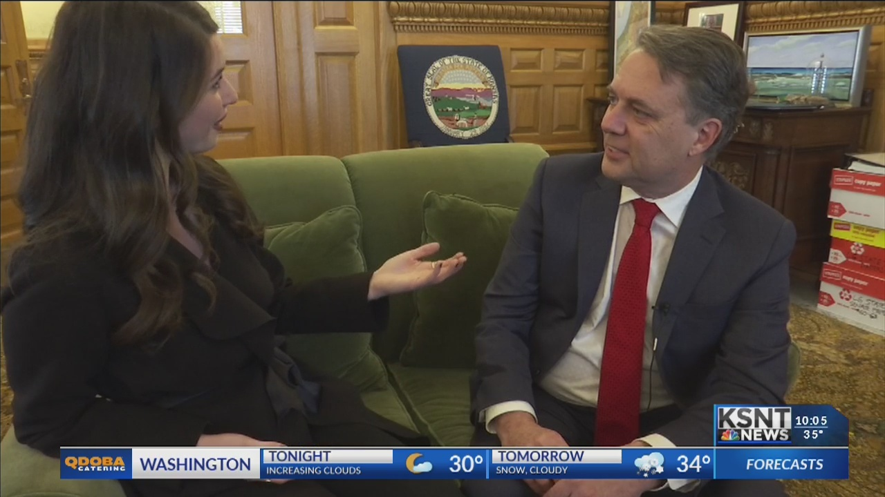 Governor Colyer speaks out post-election