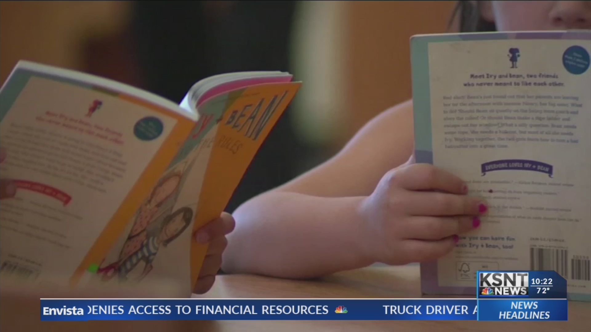 Study: After school programs help kids read at grade level