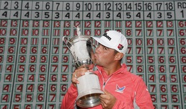 Gary Woodland US Open champion