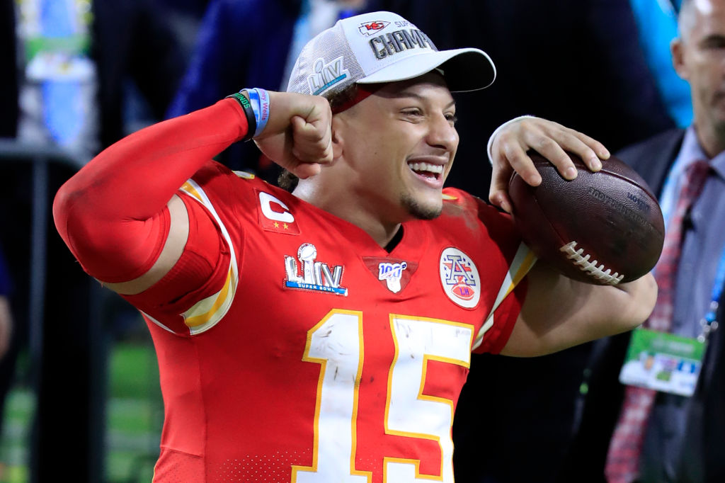 Mahomes looks to build legacy following record deal