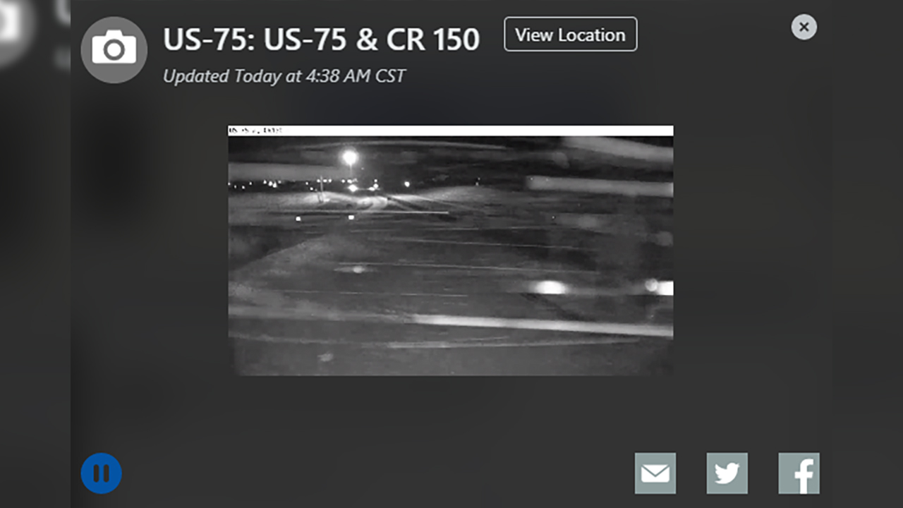 Kansas road officials, Evergy watching for morning winter weather issues