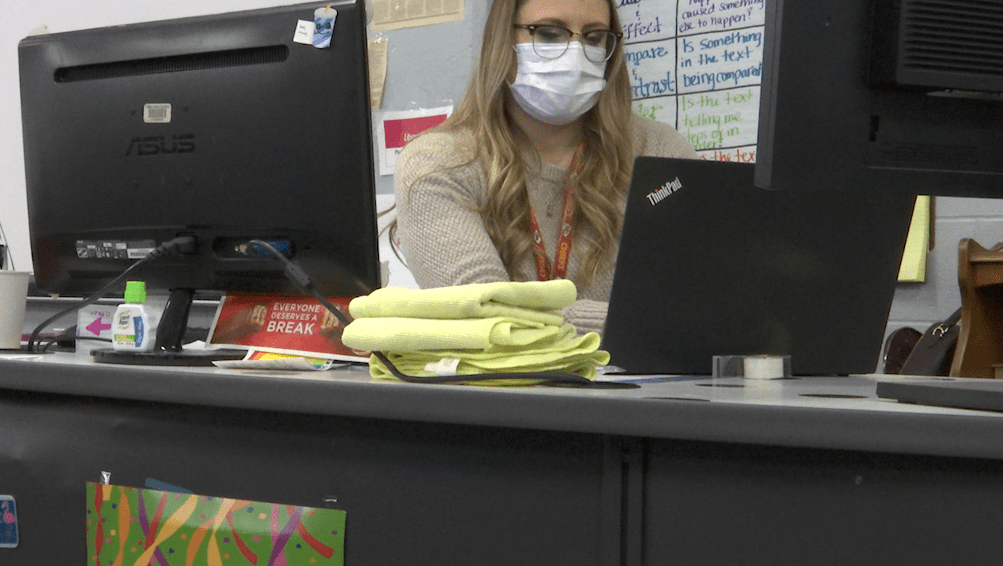 """""""Our kids need normalcy"""": Topeka teachers share experience getting COVID-19 vaccine"""