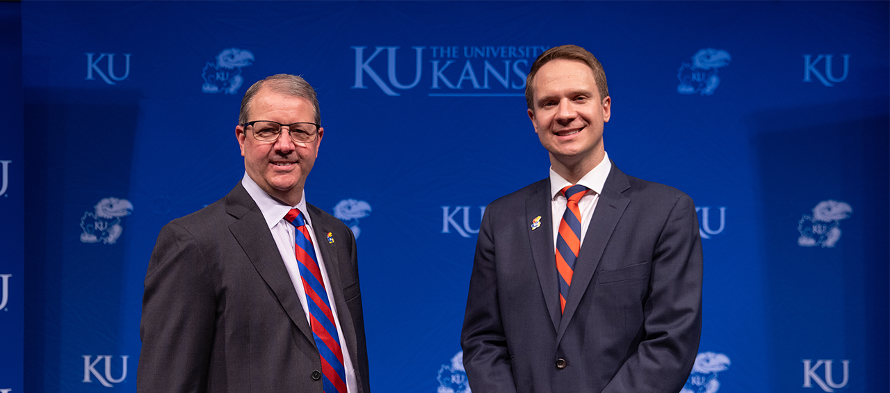 New KU Athletic Director introduces his plans