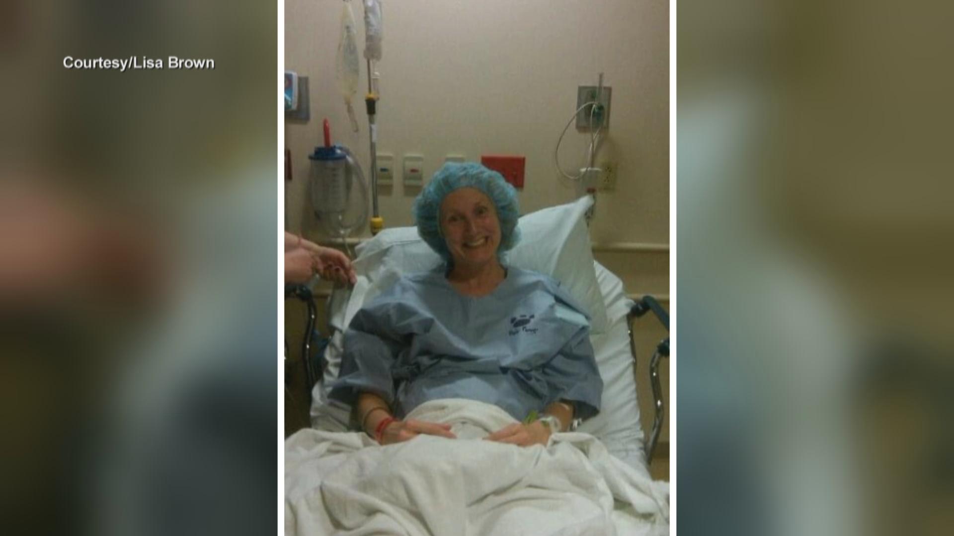 Three-time cancer survivor on her surprise melanoma diagnosis