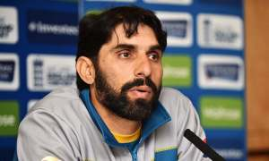 Replacing captain no solution to ODI woes: Misbah