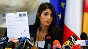 Rome bid for 2024 Olympics suffers blow as mayor says 'No'