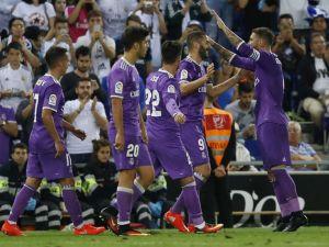 La Liga:  Real Madrid secure record equaling 16th straight win