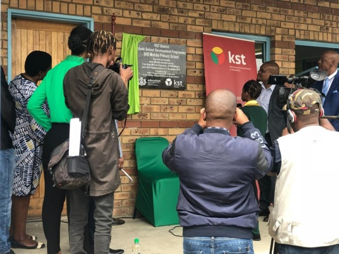 2018 Fezile Dabi District Infrastructure Launch