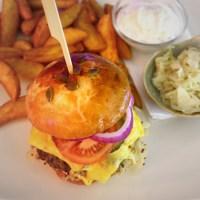 Farm Style Burger