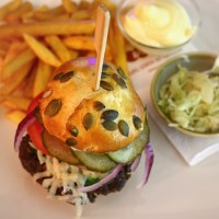 Nautic Star Burger