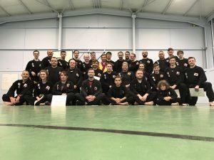 Master's Seminar group photo