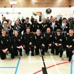 KSW Glasgow and Stirling grading students