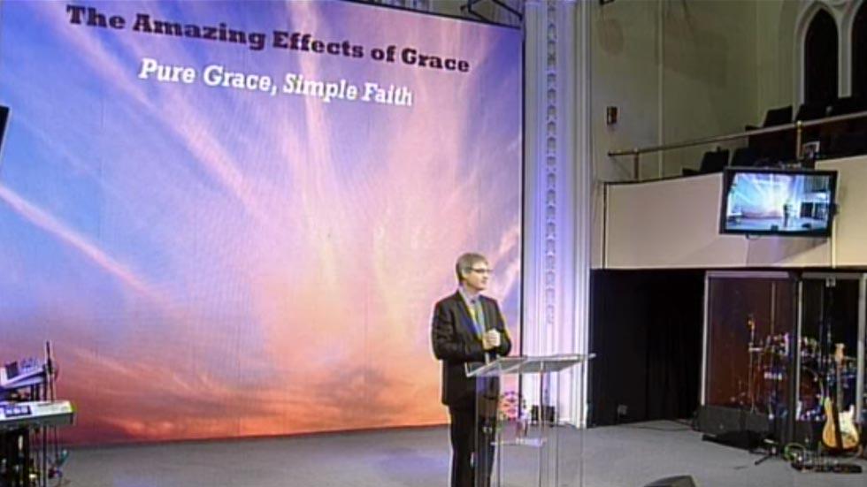 Pure Grace, Simple Faith