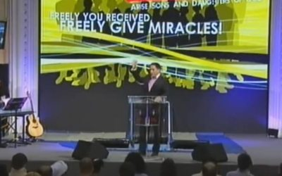 Freely You Have Received, Freely Give Miracles