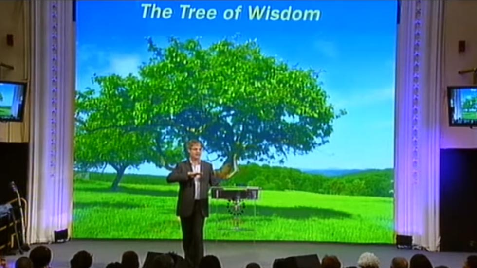 The Tree of Wisdom