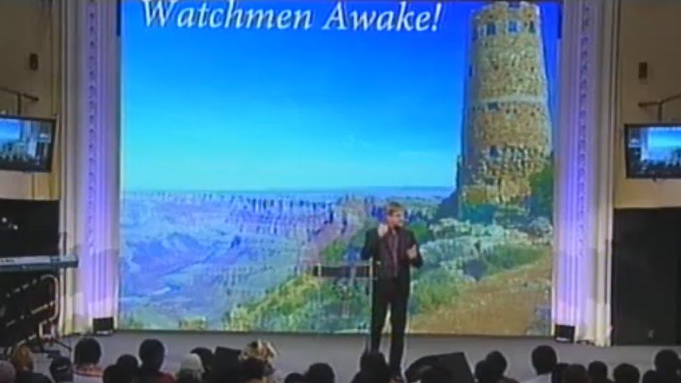 Watchmen Awake