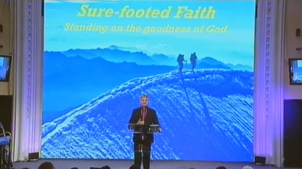 Sure-Footed Faith