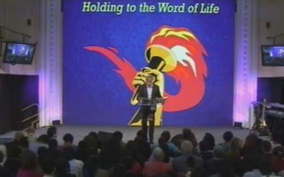Holding to the Word of God