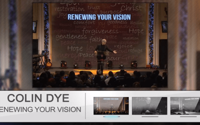 Renewing Your Vision