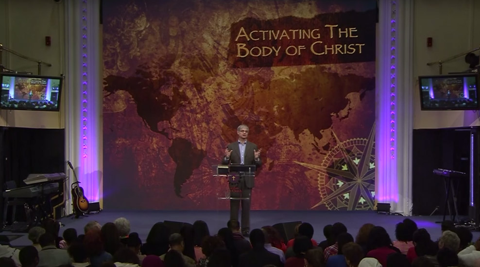 Living God's Dream – Activating the Body of Christ