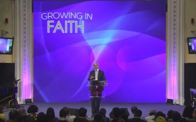 Growing in Faith