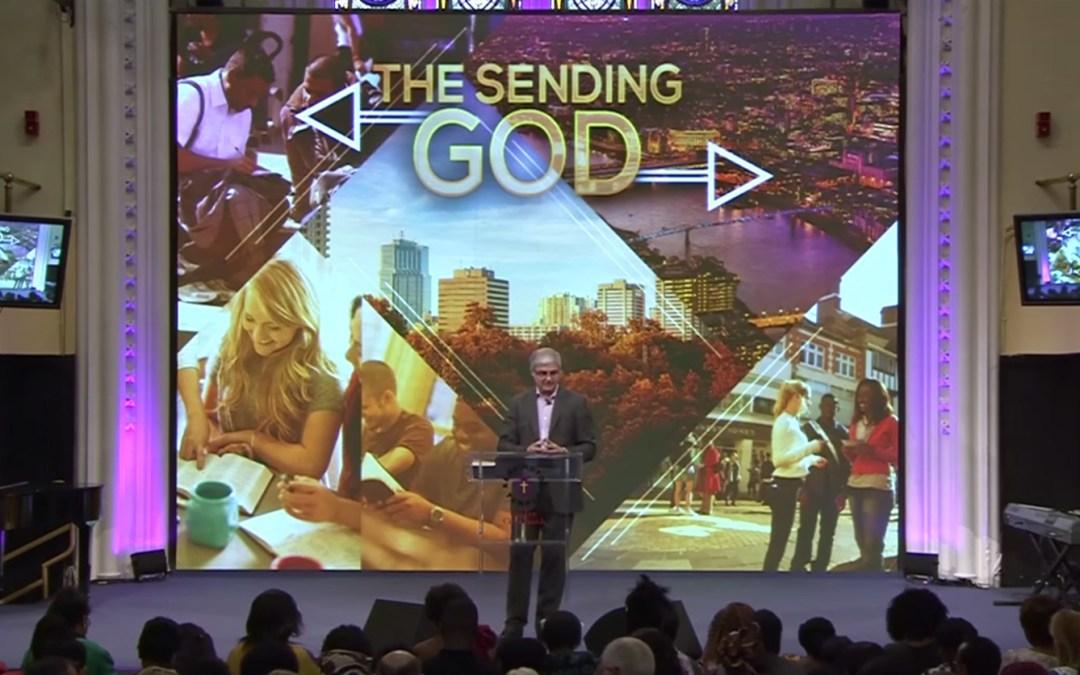 The Sending God
