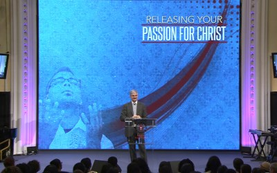 Releasing Your Passion for Christ