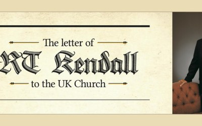 The letter of RT Kendall to the UK Church