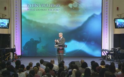 When You Pray – What Do You Ask For?