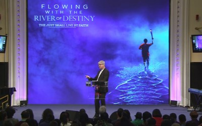 Flowing with the River of Destiny