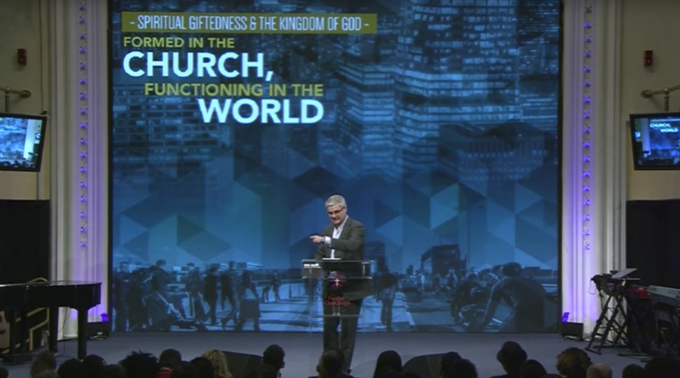 Formed in the Church, Functioning in the World