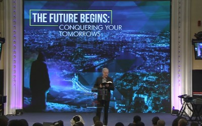 The Future Begins Part 2 – Conquering Your Tomorrows