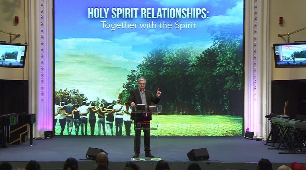 Together with the Spirit