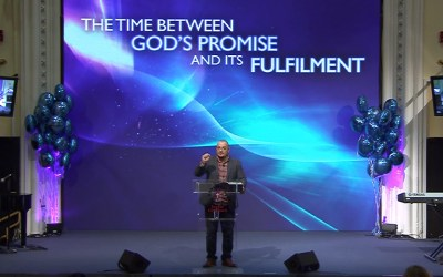 The Time Between God's Promise and it's Fulfilment