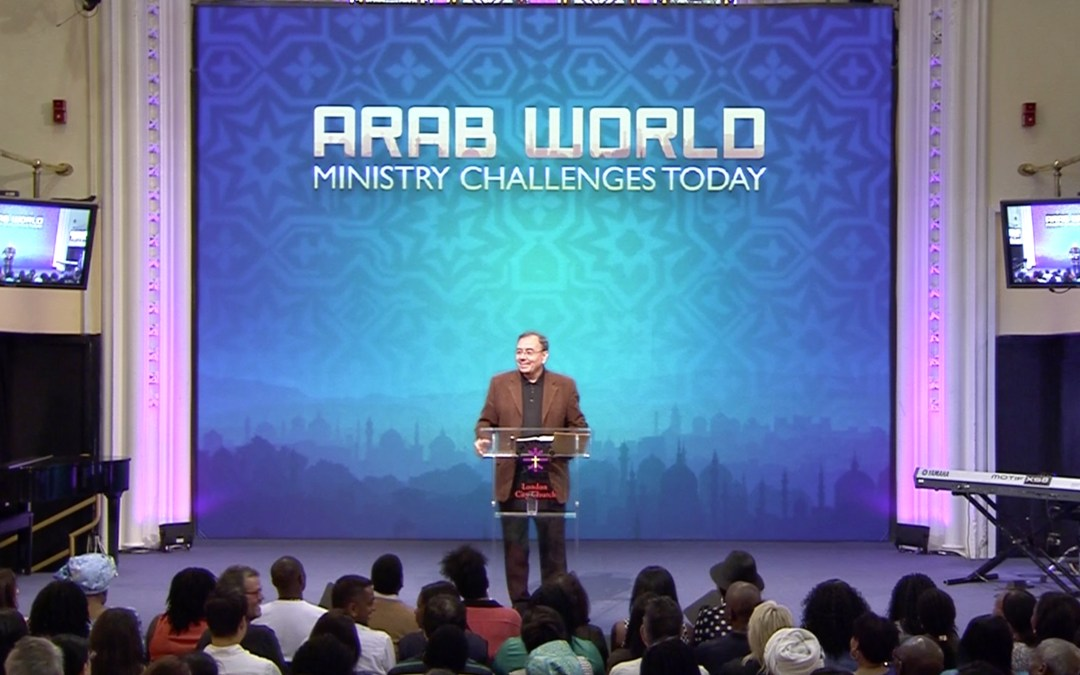 Arab World Ministry Challenges Today