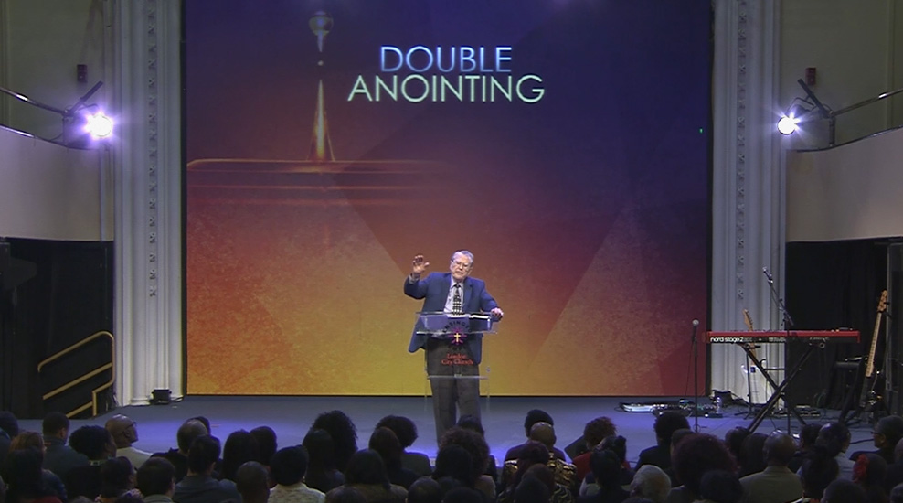 Double Annointing