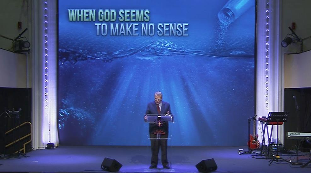 When God Seems to Make No Sense