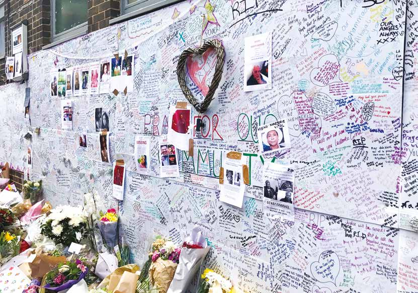 LOVING OUR NEIGHBOURS: The grenfell tower disaster