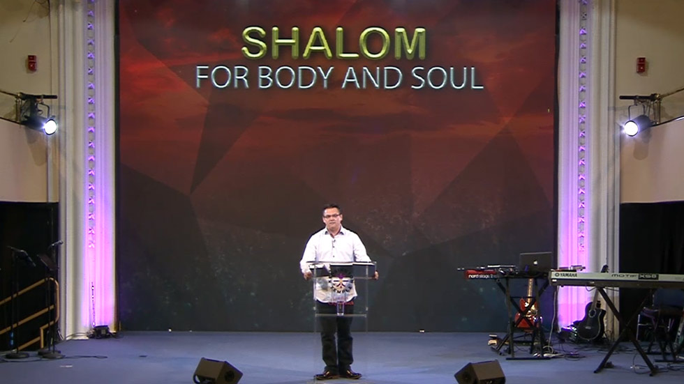 Shalom For Body And Soul