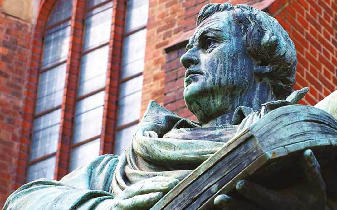 Martin Luther – Celebrating 500 Years Since the Beginning of the Reformation Part 2