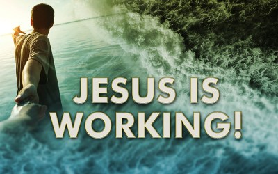 Jesus is Working