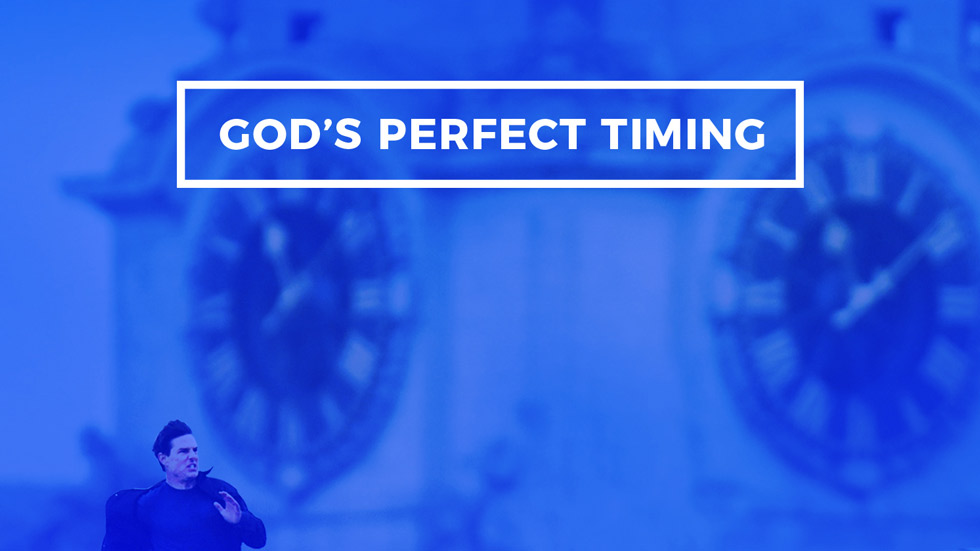 Gods Perfect Timing
